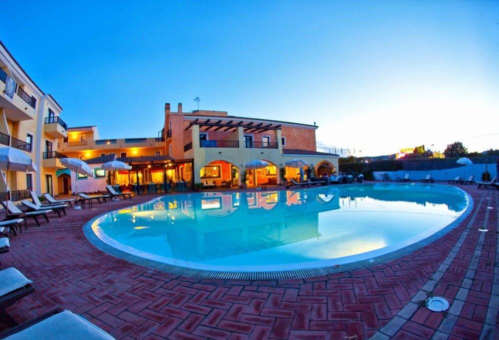 Hotel Perla Del Porto